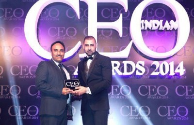 CEO of the Year 2014