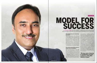 Model for Success - Arabian Business