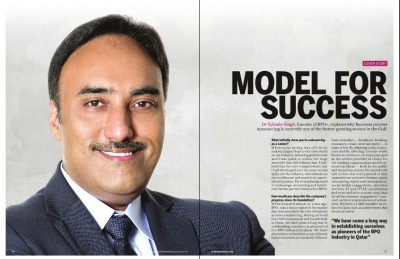 Model for Success - Arabian Business