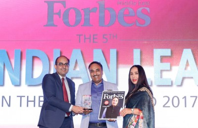 Forbes Middle East: Top Indian Leaders Awards - 2017