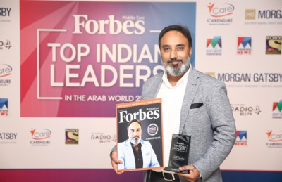 Forbes Middle East: Top Indian Business Owners Awards - 2018