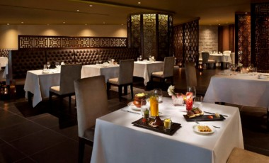 Dining out in Doha
