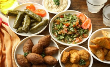Food Traditions of the Middle East