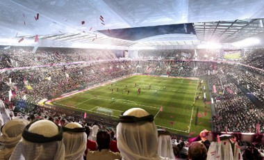 Soccer and Qatari dream
